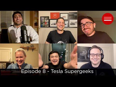 Third Row Tesla Podcast – Episode 8 - Tesla Supergeeks