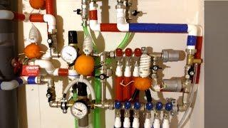 видео Водопровод в квартире (новостройка)