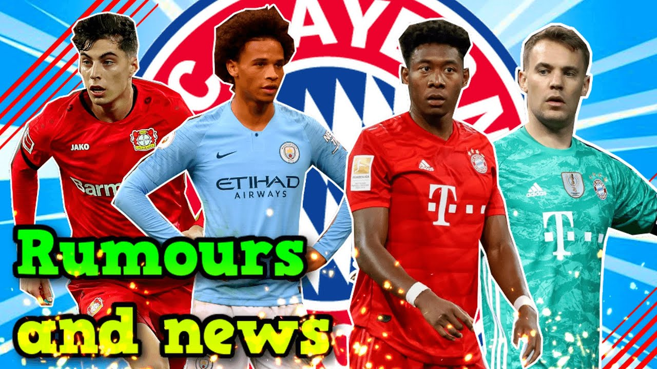 Bayern MГјnchen Transfer News