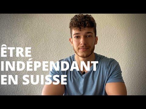 Comment travailler en tant qu'indépendant en Suisse