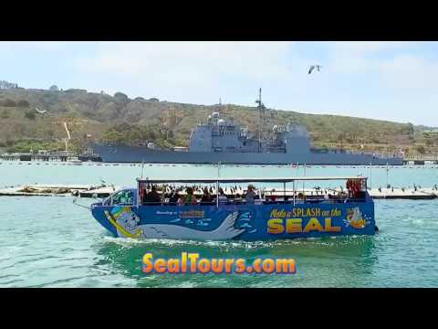 San Diego SEAL Tours | Locals Ride Free With Hometown Pass