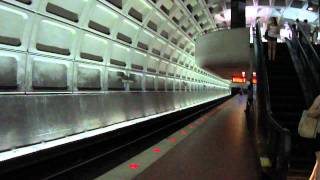 Metro Train in Washington DC for Nate.MP4