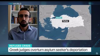 Interview with news editor Mehmet Solmaz on Refugee crisis