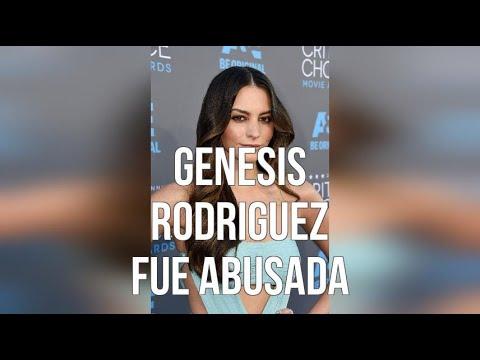Genesis Rodriguez Fue Abusada