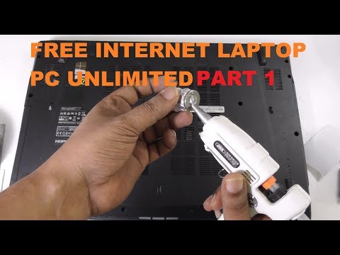 HOW TO GET WiFi INTERNET PC LAPTOP MOBILE  1