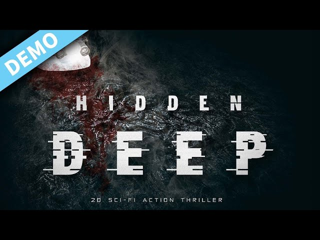 New Indie 2D survival game inspired by 80's Horror | Hidden Deep | PC DEMO
