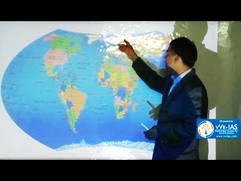 UPSC IAS Geography Through Map Classes