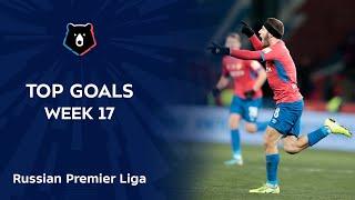 Top Goals RPL Week 17
