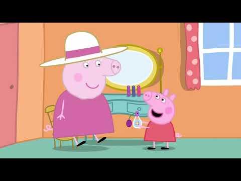 Peppa Pig Português Brasil   Voando de Férias   HD   Desenhos Animados PART 15
