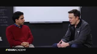 Elon Musk ile Söyleşi, Bölüm 3: SpaceX  (Girişimcilik)