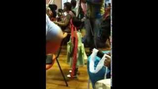 2013 Dec 14 STCF Christmas DAMARIS Rapt Attention
