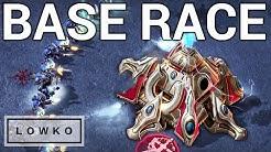 StarCraft 2: YOU DON'T BASE RACE A TERRAN! (INnoVation vs Zoun)