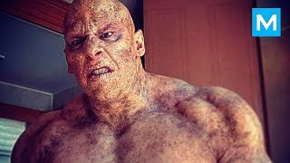 Scariest Bodybuilder - Martyn Ford   Muscle Madness
