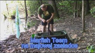 Marfish Team na majowej zasiadce - Zaproszenie na film