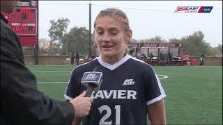 Xavier at St. John's - Women's Soccer