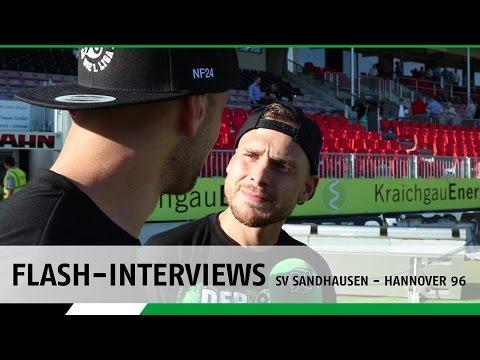 Die AUFSTIEGS-Stimmen | SV Sandhausen - Hannover 96