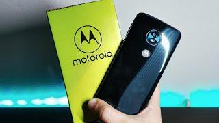 Moto G6 Play: Abrindo a caixa desse novo monstrinho de bateria