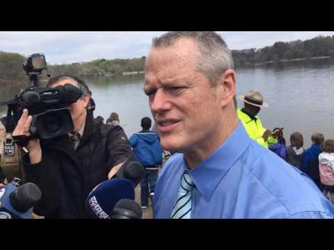 Massachusetts Gov. Charlie Baker on Republican Health Bill