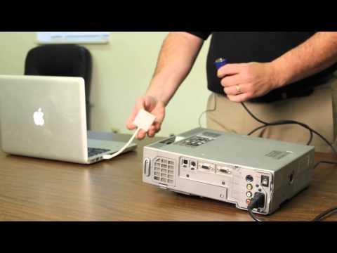 macbook pro hookup to projector