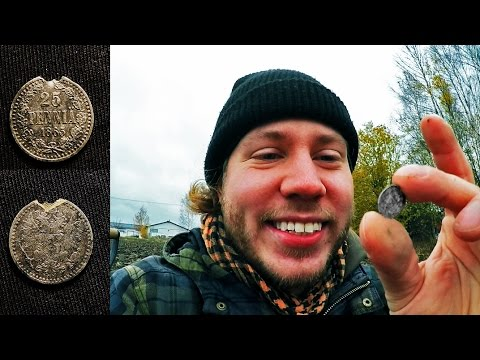 Rare silver coin found in subarctic Finland