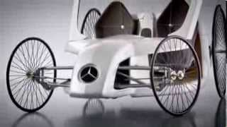 2009 Mercedes Benz F-Cell Roadster Concept Videos