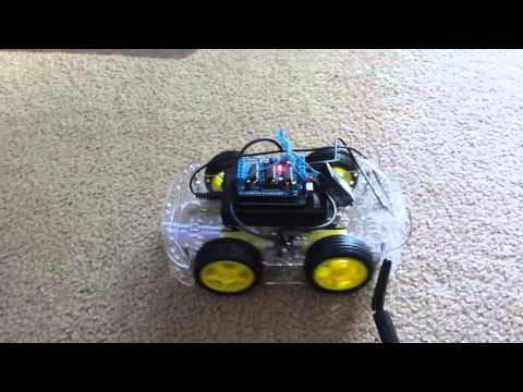 Motor Drive Shield Board Module L293d For Arduino Doovi
