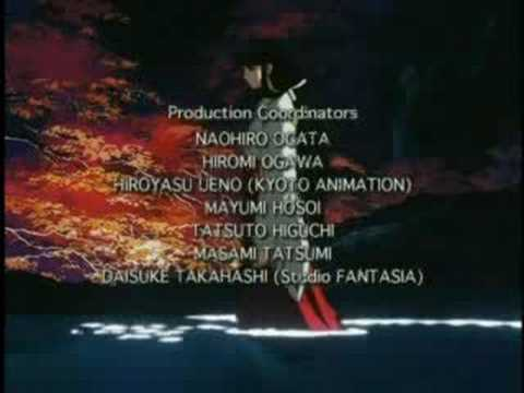 InuYasha Season 1 Ending My Will  Dream
