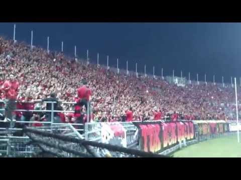 GB13 Chant Satukan Hatimu - Sarawak vs JDT, Great atmostphere!
