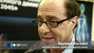 Ray Kurzweil about GF2045 and Avatar