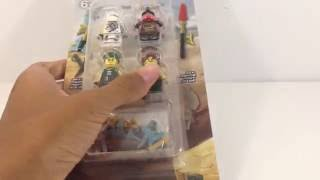 Lego Ninjago Skybound Battle Pack Unboxing/Review!