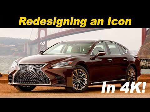 2018 Lexus LS 500 & LS 400 h First Drive Review