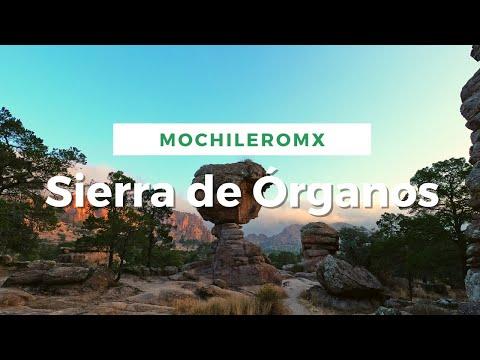 CONOCE el parque nacional Sierra de órganos | Sombrerete, Zacatecas | MOCHILEROMX