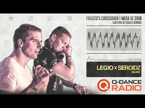 Hardstyle   Fausto's Crossover Week 12 2018   Guestmix by Legio @ Q-Dance Radio