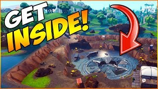 How To Get Inside Loot Lake In Replay Mode! | Fortnite Loot Lake Hidden Shiloh!