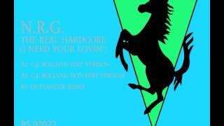 NRG - THE REAL HARDCORE (C.J. BOLLAND REMIX EDIT) [HQ] (1/3)