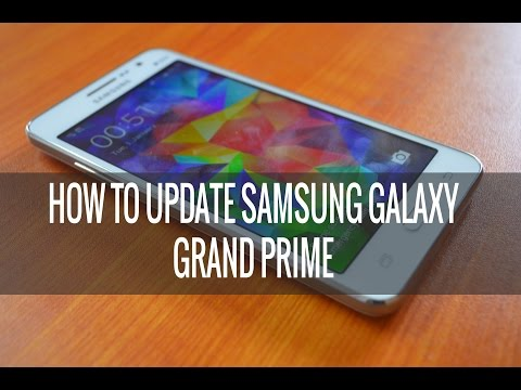 How to Update Samsung Galaxy Grand Prime