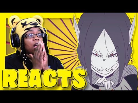 REACTING TO The Night (Fan Animated)