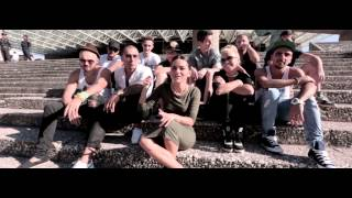 On the road with INNA # 177 Mexico City [PNE Tour - Video Update 2013]