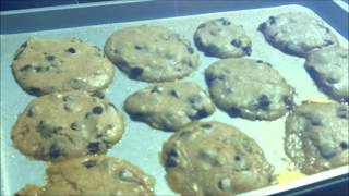 The White Trash Cookies Are Baked!