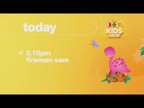 ABC Kids | Lineup - (18.08.2015)