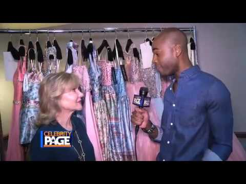 #BELLATV: BELLA Fashion Director with Sherri Hill at New York Fashion Week for Celebrity Page TV
