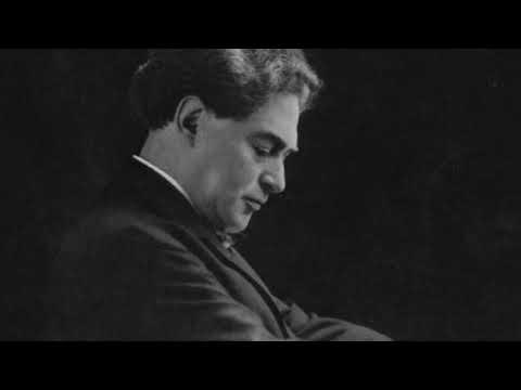 Harold Bauer plays Schumann Fantasiestücke Op.12 (1935)