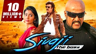 Sivaji The Boss Hindi Dubbed Full Movie | Rajinikanth, Shriya Saran