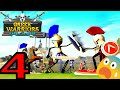 Greek Warriors Castle Defence - 27-30lvl (The last level)  - Android Gameplay FHD #4