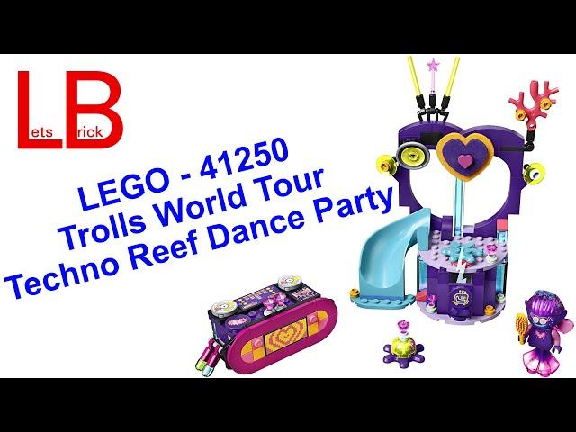 LEGO® - 41250 - Trolls World Tour - Party am Techno Riff - Alternativer Titel: Farbseuche feiert!