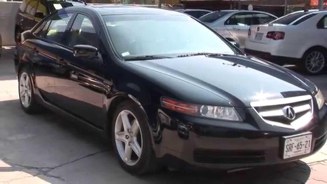 Acura acura tlx 2005 : Acura TL Negro 2005 - YouTube