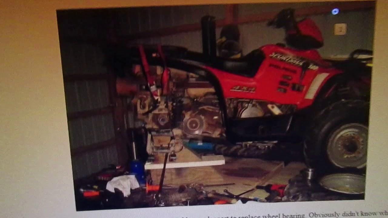 FREE 4 wheeler, ATV on Craigslist!