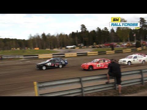 Rallycross SM Strängnäs 2013 - Final