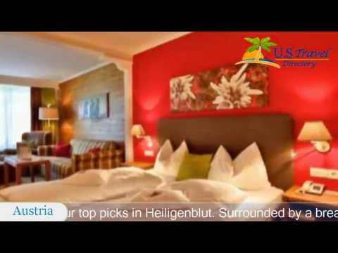 Hotel Glocknerhof Heiligenblut - Heiligenblut am Großglockner Hotels, Austria