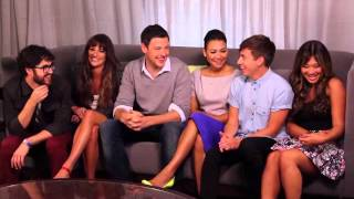 Favorite Glee cast moments (Part 1)
